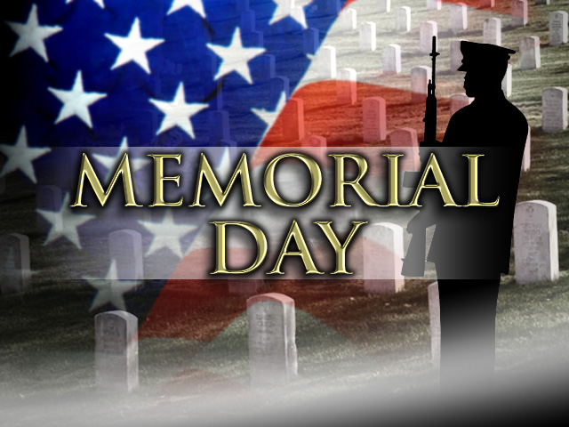 Memorial Day Ceremony: May 30, 2016